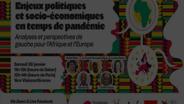 Political and socio-economic issues in times of pandemic.